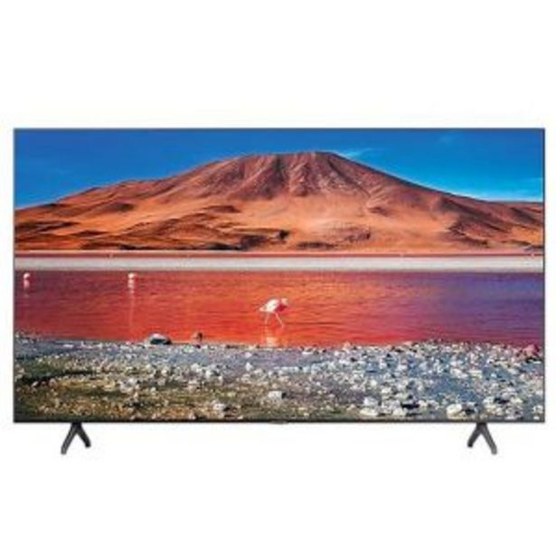 "Samsung 147cm (58"") Smart UHD TV - UA58TU7000KXXA offer at R 9999,99"
