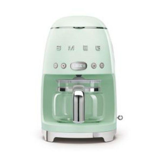 Smeg Retro Pastel Green Drip Filter Coffee Machine - DCF02PGSA offers at R 3499,99