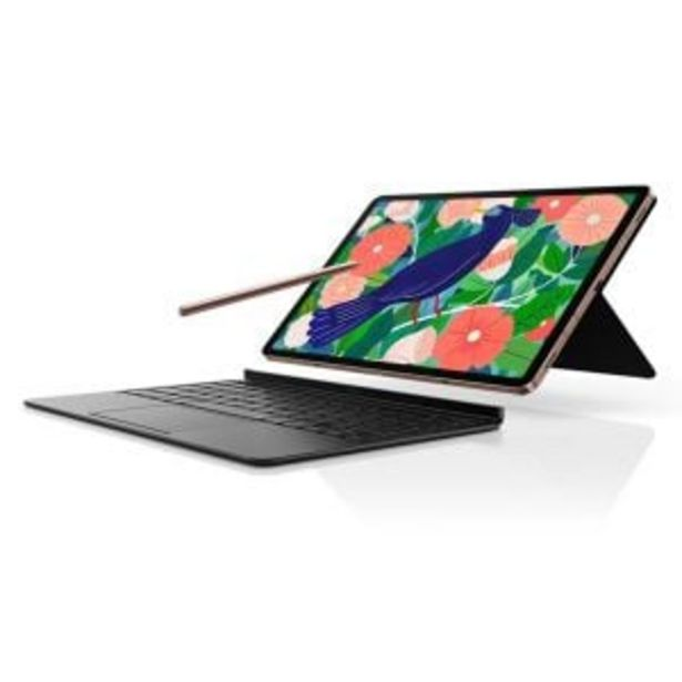 Galaxy Tab S7+ SM-T970NZSZXFA offer at R 22999,99