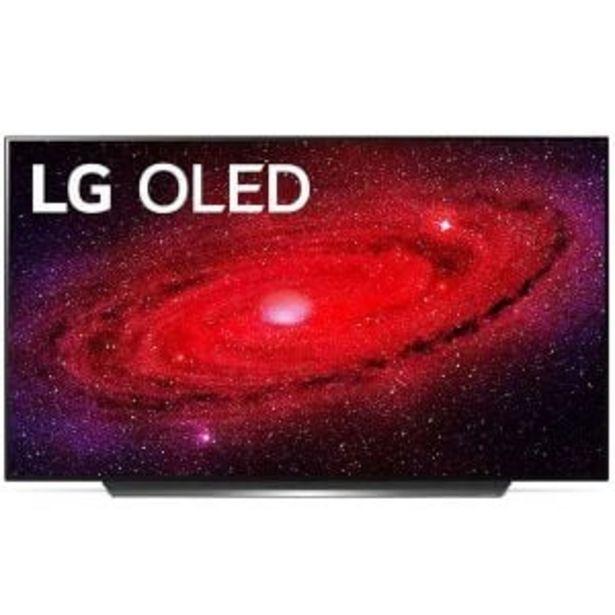 "LG 165cm(65"") 4K OLED Smart TV - OLED65CXPVA offer at R 44999,99"
