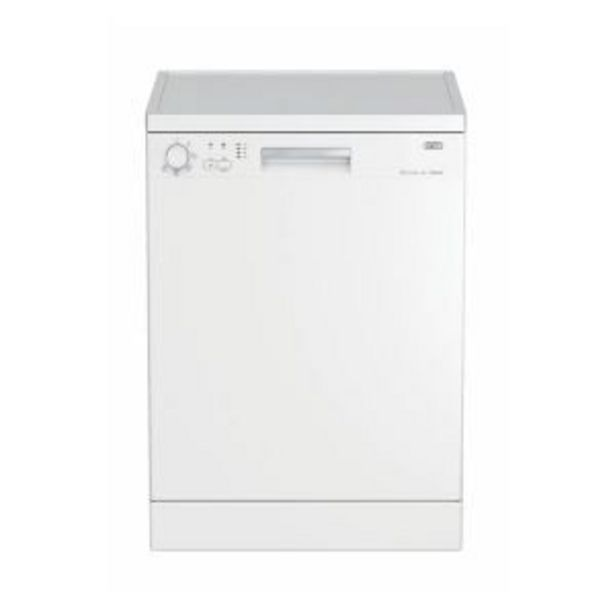 Defy 13Pl White Dishwasher - DDW230 offers at R 4599,99