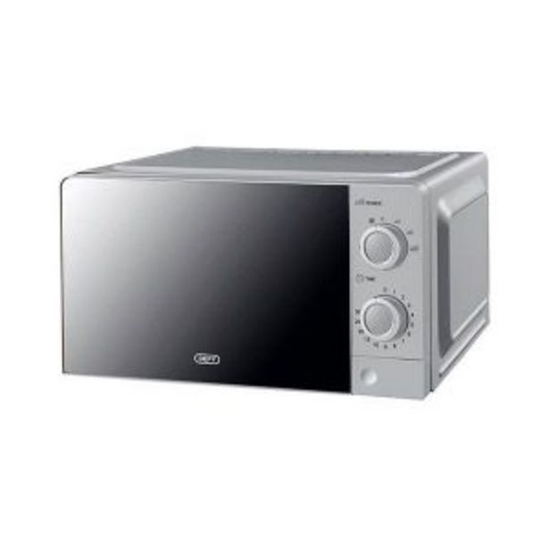 Defy 20L Silver Microwave - DMO381 offer at R 999,99