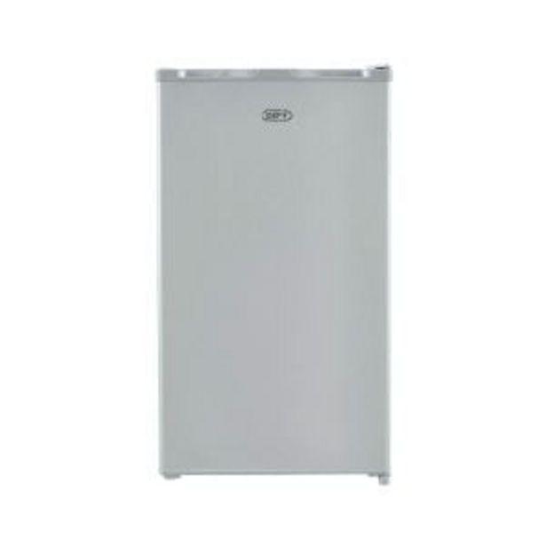 Defy 93L Metallic Bar Fridge - B4802M offers at R 2799,99