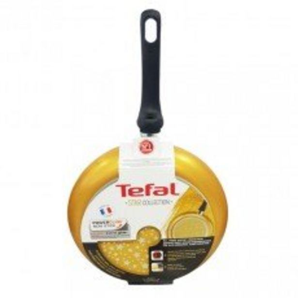 Tefal Star Collection 28cm Frying pan Gold - B3940602 offer at R 299,99