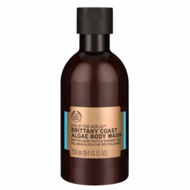Spa Of The World Brittany Coast Aalgae Body Was 250ml offer at