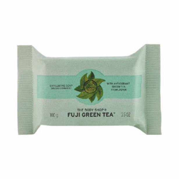 Fuji Green Tea Soap 100g offers at R 70