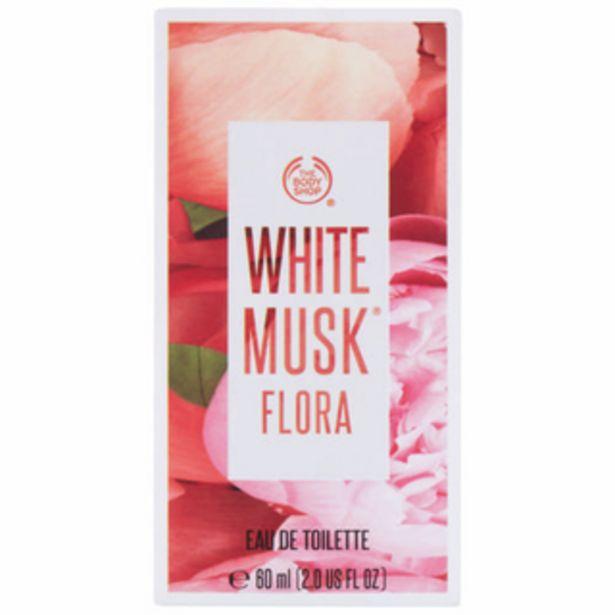 White Musk Flora Eau De Toilette 60ml offer at R 350