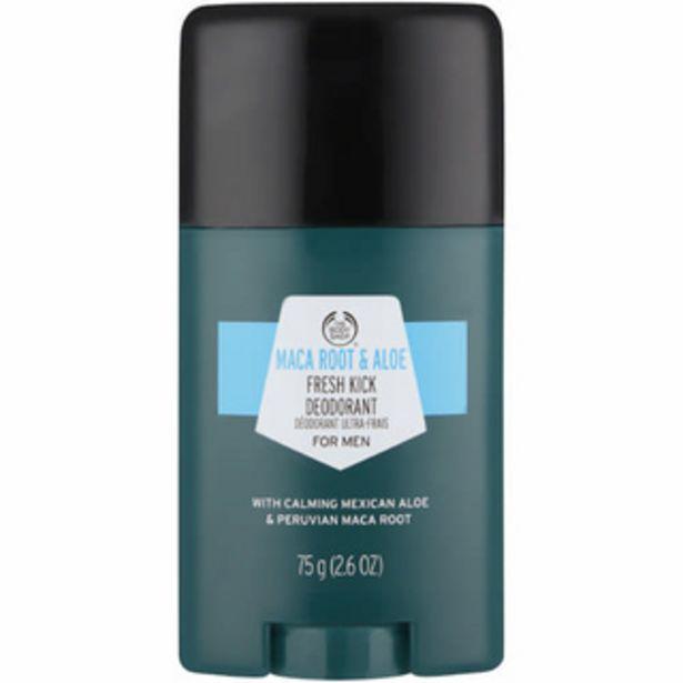 Macca Root & Aloe Fresh Stick Deodorant 75g offers at R 130