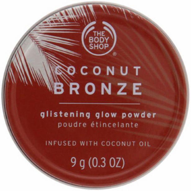 Coconut Bronze Glistening Glow Powder 9g offer at