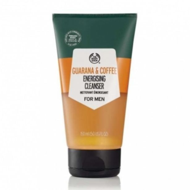 Guarana and Coffee Energising Cleanser For Men offer at R 175