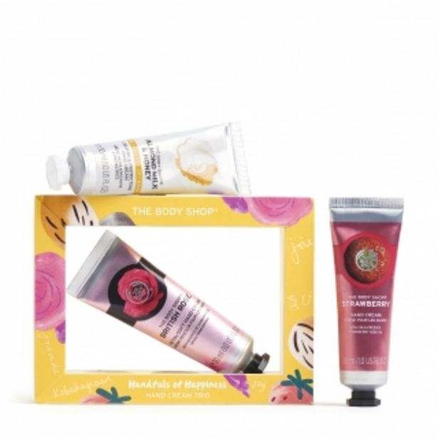 Handfuls of Happiness Hand Cream Trio offer at R 220