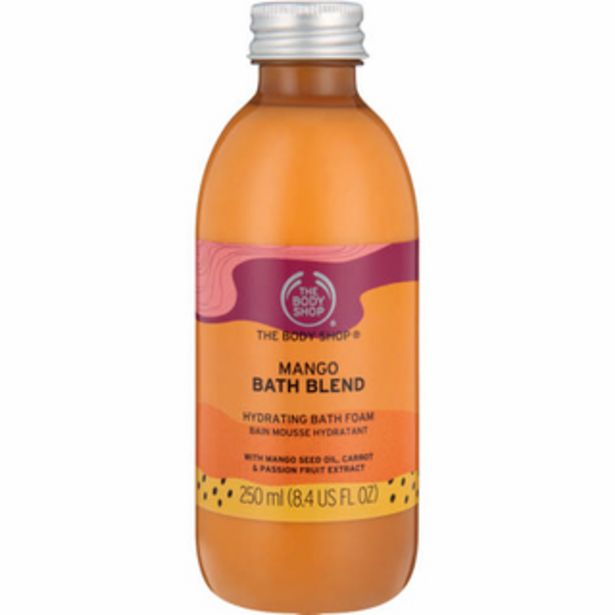 Mango Bath Blend Hydrating Bath Foam 250ml offers at R 150