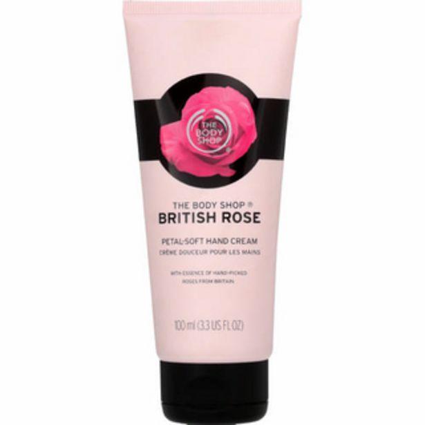 British Rose Hand Cream 100ml offer at R 165