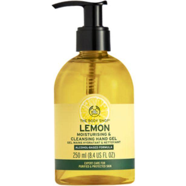 Lemon Moisturising & Cleansing Hand Gel 250ml offers at R 150