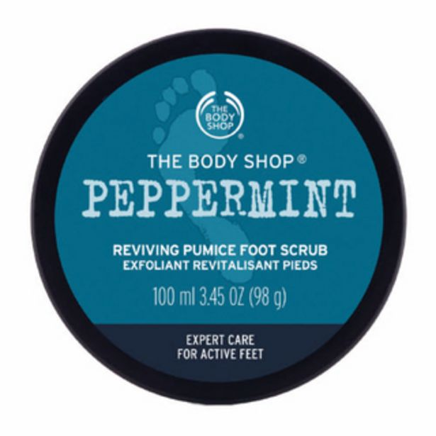 Peppermint Smoothing Pumice Foot Scrub 98g offer at R 140