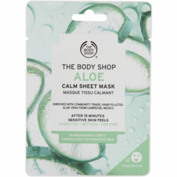 Aloe Calm Sheet Mask 18ml offers at R 110