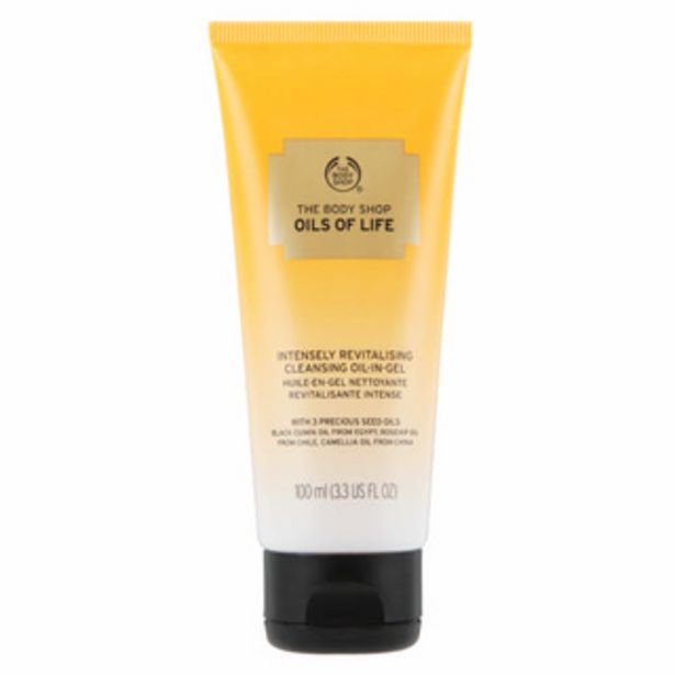 Oils of Life Intensely Revitalising Clansing Oil-In-Gel 100ml offers at R 280