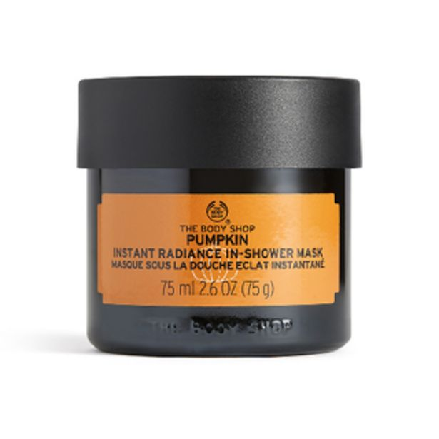 Pumpkin Instant Radiance In-Shower Mask 75ml offers at R 200