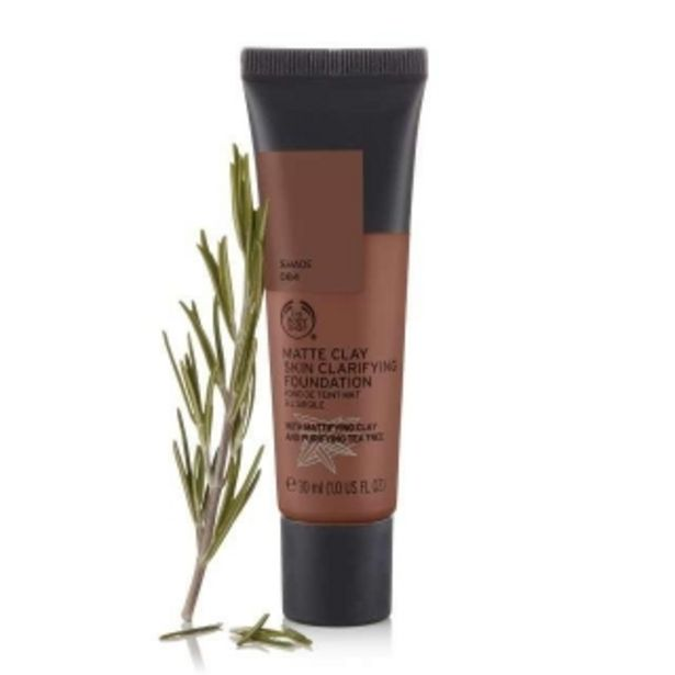 Matte Clay Skin Clarifying Foundation 084 offer at R 190