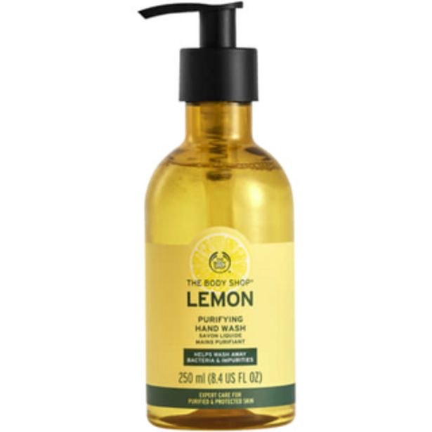 Lemon Purifying Hand Wash 250ml offers at R 130