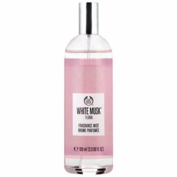White Musk Flora Fragrance Mist 100ml offer at R 180