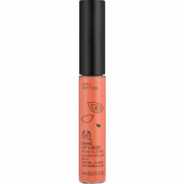 Shine Lip Liquid Apple Taffy 8ml offers at R 120