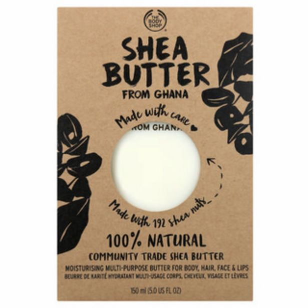 100% Raw Shea Butter 150 ml offers at R 235