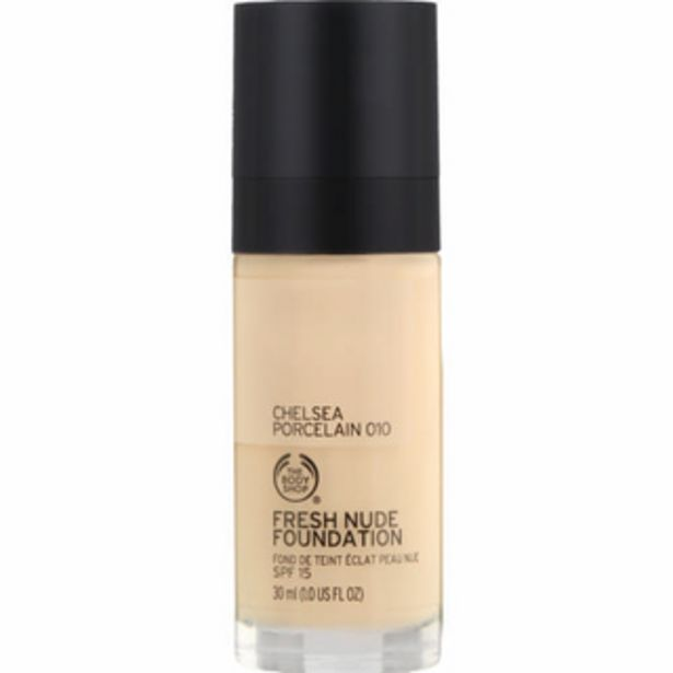 Fresh Nude Foundation 010 Chelsea Porcelain 30ml offers at R 390