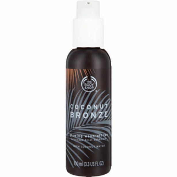 Coconut Bronze Glowing Wash - Off Tan 100ml offer at