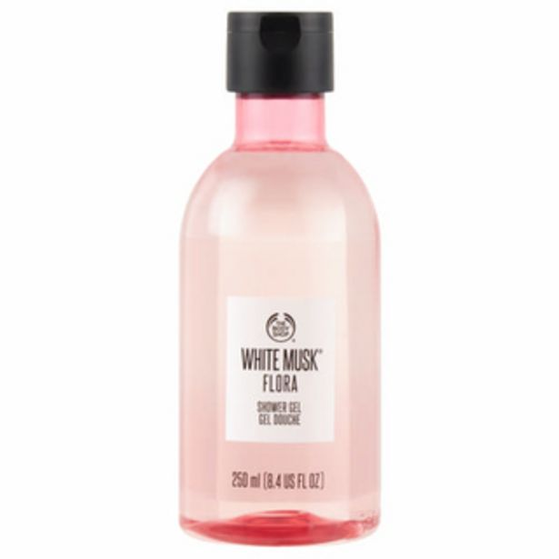 White Musk Flora Shower Gel 250ml offers at R 115