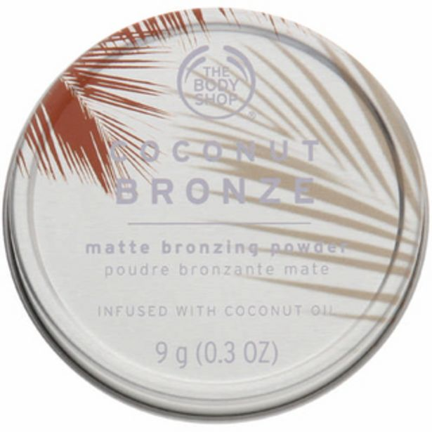 Coconut Bronze Matte Bronzing Powder Fair 01 9g offer at