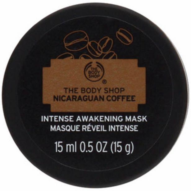 Nicaraguan Coffee Intense Awakening Mask 15ml offers at R 100