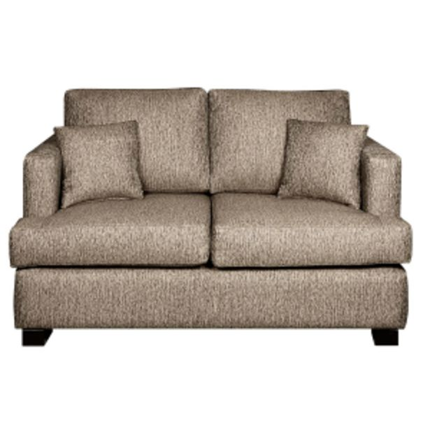 Ritz 2 Division Fabric Couch offers at R 319