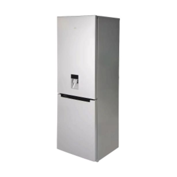KIC 344L Metallic Fridge/Freezer with Water Dispen ... offer at R 309