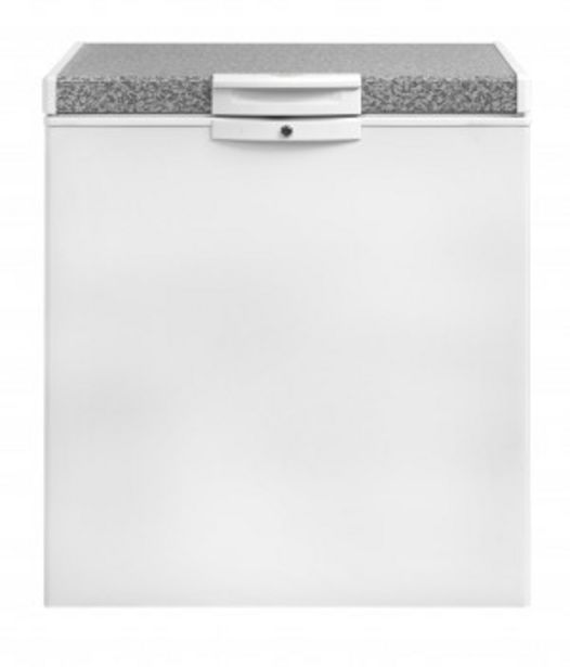 Defy 195L White Chest Freezer offers at R 199
