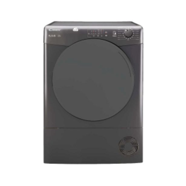Candy 9kg Anthracite Smart Front Loader Tumble Dry ... offers at R 299