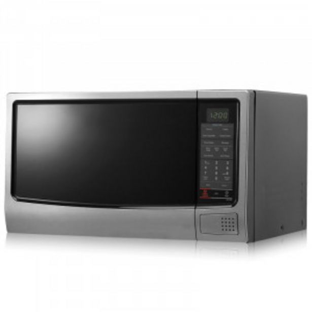 Samsung 40L Stainless Steel Microwave offer at R 189