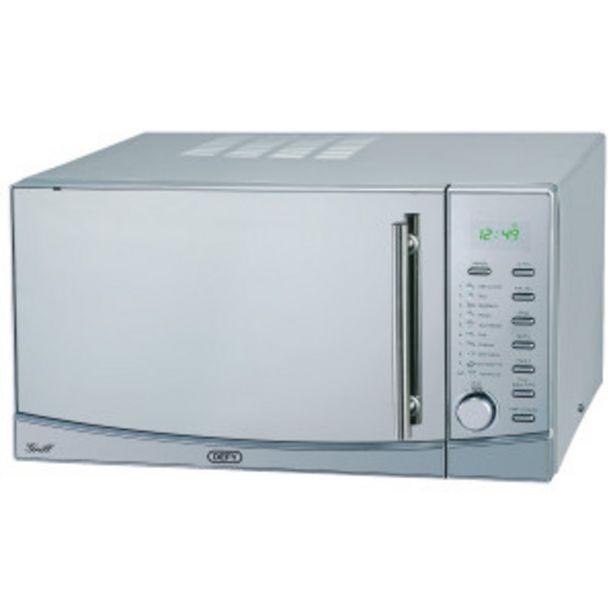 Defy 34L Stainless Steel Grill Microwave Oven offers at R 149