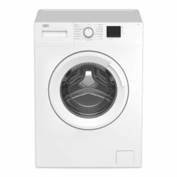 Defy 6kg White Front Loader Washing Machine offers at R 289