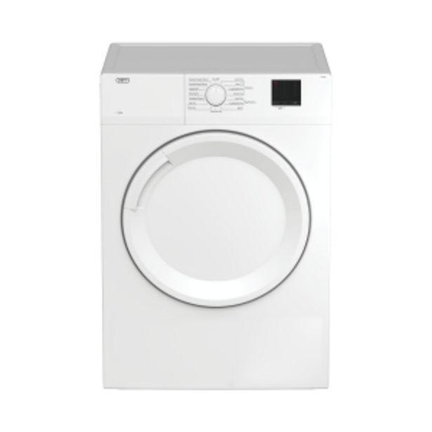 Defy 8kg White Tumble Dryer offer at R 319