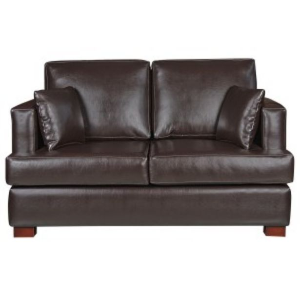 Ritz 2 Division Leatherette Couch offer at R 269