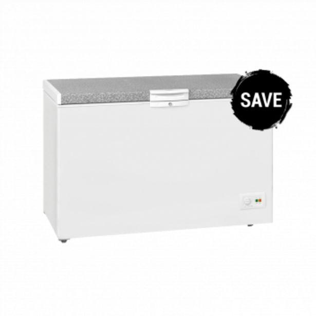 Defy 386L White  Chest Freezer offer at R 259