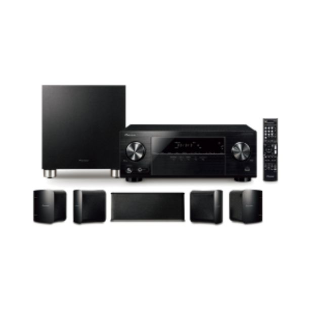 Pioneer 5.1 CH Home Theatre System offers at R 349