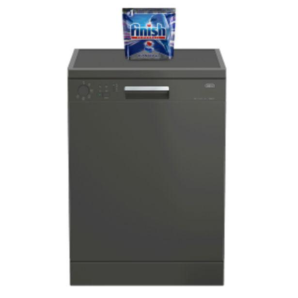 Defy 13 Place Manhattan Grey Dishwasher offer at R 259