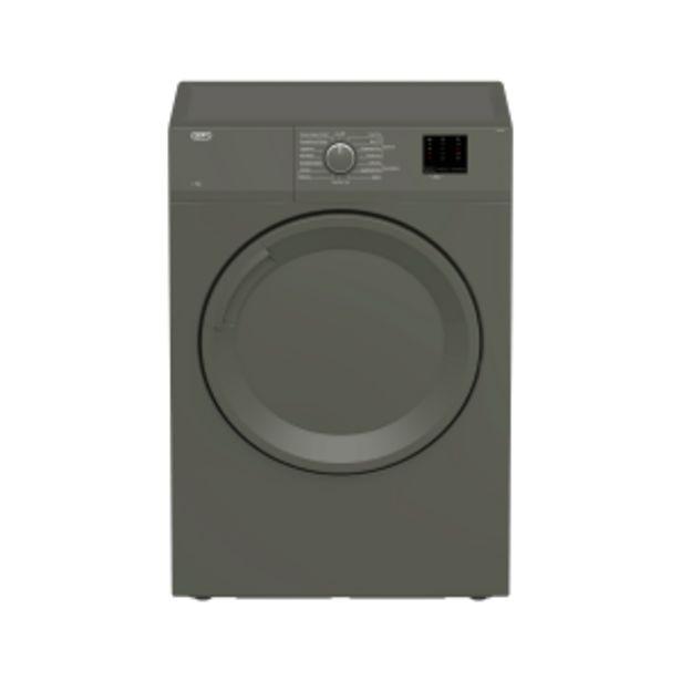 Defy 8kg Manhattan Grey Tumble Dryer offer at R 329