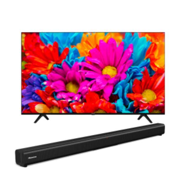 Hisense TV & Sound Bundle offer at R 429