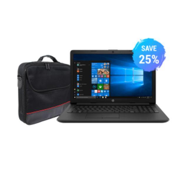 HP 15 i5 Bundle offer at R 629