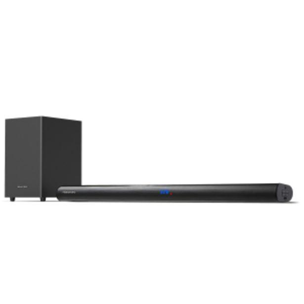 Hisense 2.1 Wireless Soundbar offer at R 119