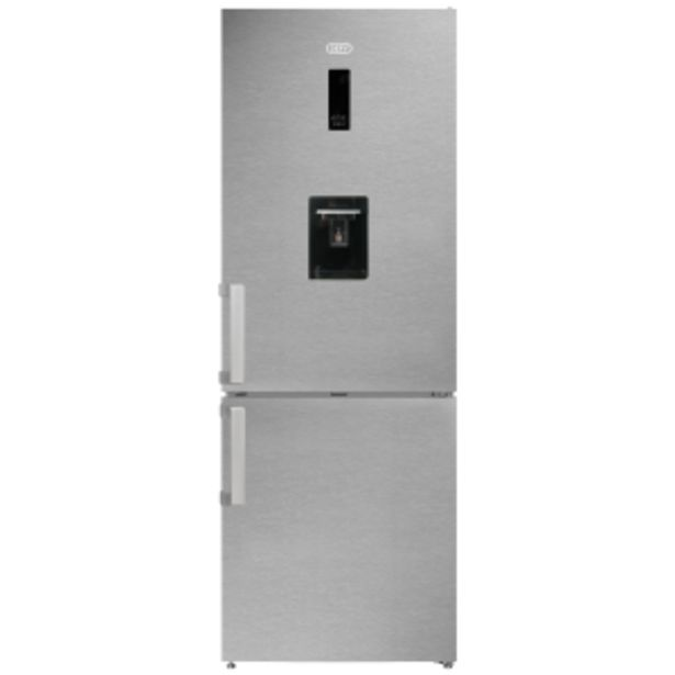 Defy 425L Satin Metallic Combi Fridge/ Freezer wit ... offer at R 539