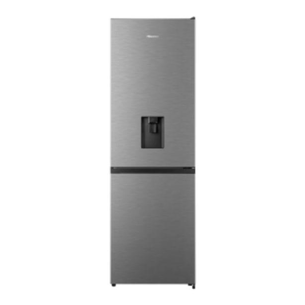 Hisense 305L Metallic Combi Fridge/ Freezer with W ... offer at R 269